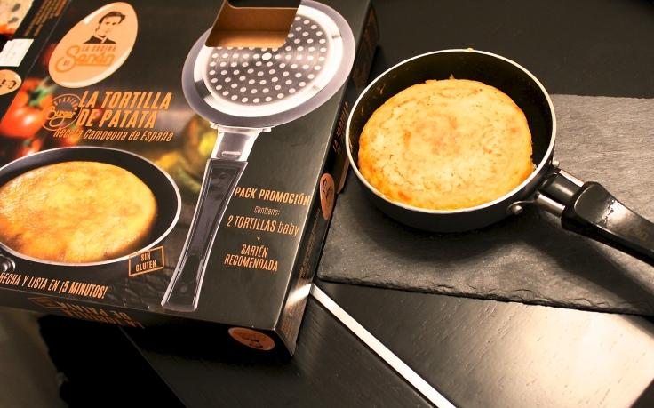 La tortilla de Senen